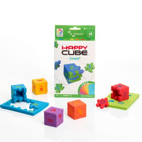 Happy Cube Junior 6-pack