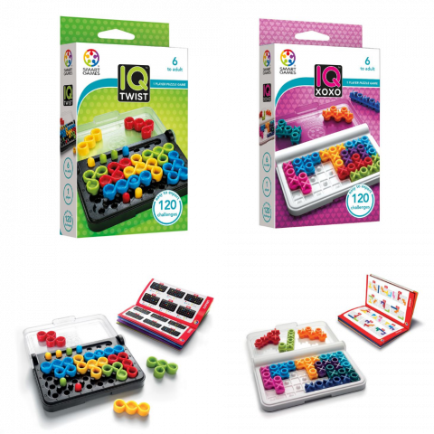 IQ Bundles - Color Series: IQ Twist and IQ XOXO