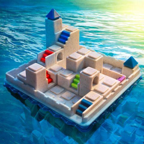 Insel - Flucht