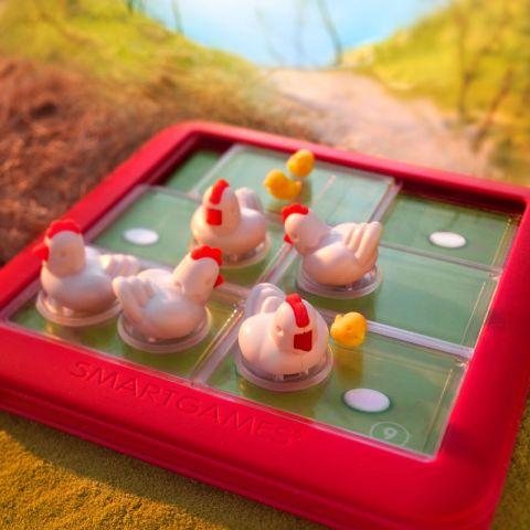 Hühner Gegacker