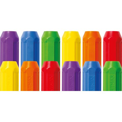 XT set - 6 medium & 6 long bars